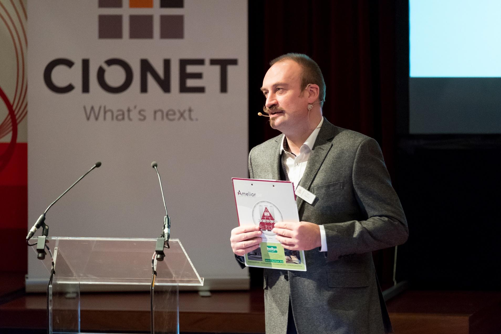 CIONET Belgium - What's Next 2018